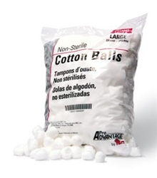 Pro Advantage Cotton Balls Medium