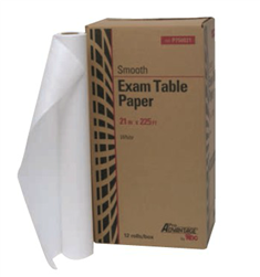"Pro Advantage Crepe Exam Table Paper 21"" x 225ft"