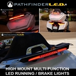 2018+ GL1800 HIGH MOUNT SEQUENTIAL LED BRAKE RUNNING LIGHTS