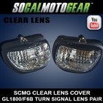 GL1800/F6B TURN SIGNAL LENS COVER [PAIR]