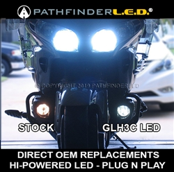 GL1800/F6B - H3C 50W LED FOG LIGHTS