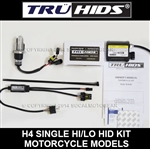 [SEE P/N: H4F3-B] H4 BI-XENON SINGLE BULB PROFESSIONAL HID KIT