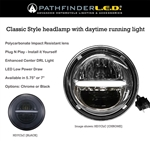 "[NEW] 7"" INCH CLASSIC LED HEADLAMP"