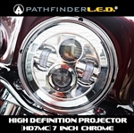 "7"" LED HIGH DEFINITION PROJECTOR HEADLAMP"