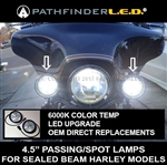 PathFinderLED - Passing Spot Lamps-Direct OEM Replacement