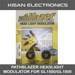 KISAN PATHBLAZER HEADLIGHT MODULATOR (FOR GL1800 OR GL1500)
