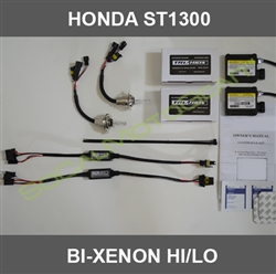 [SEE P/N ST13LED] HID KIT FOR HONDA ST1300 PLUG 'N PLAY