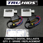 TRUHIDS&#174 DIGITAL BALLASTS [PAIR]