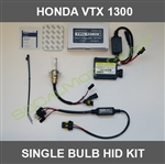 [SEE P/N H4SFS] HID KIT for HONDA VTX 1300 PROFESSIONAL PLUG 'N PLAY