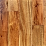 "Solid Acacia Hardwood floors, 3-5/8""x3/4""xRL, Natural"