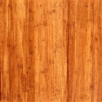 "Solid Strand Woven Bamboo 72-3/4"" Carbonized"