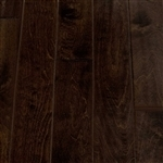 "Engineered Birch Smooth Flooring, 3/8""x5""xRL, Coffee Bean"