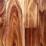 "Engineered Acacia Handscraped Flooring, 25ys warranty, 1/2""x5""xRL, Natural"
