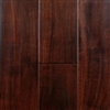 "Engineered Acacia Handscraped Flooring, 25ys warranty, 1/2""x5""xRL, Black Walnut"