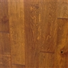 "Engineered Birch Handscraped Flooring, 3/8""x5""xRL,Cider"