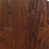 "Engineered Elm Handscraped Flooring, 3/8""x5""xRL, English Saddle"