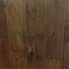 "Engineered Hickory Handscraped Flooring, 3/8""x5""xRL, FreNCh Roast"