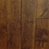 "Solid White Oak Handscraped 5""x3/4""xRL Amber"