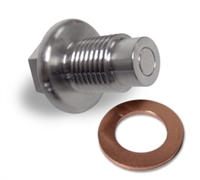 PPE Stainless Steel Duramax Diesel Oil Drain Plug 2001-Up