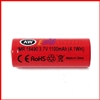AW 18490 IMR 3.7 Volt 1100 mAh Battery