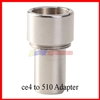 CE4 Clearomizer to 510 Tip Adapter