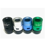 Aluminum Airflow Wide Bore Drip Tips