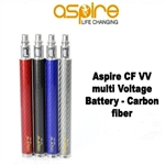 Aspire CF VV 1600 mAh Battery