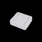 Plastic 18650 Battery Storage Box