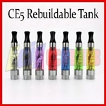 CE5 Rebuildable eGo Tank