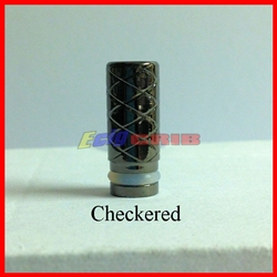 Highly Polished Metal Drip Tips