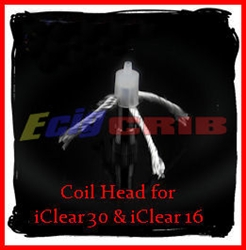 iClear Replacement Coil Head