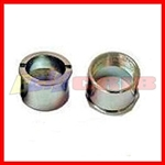 eGo Chrome Cone for the 3.5ml Dual Coil Tank Cartomizer