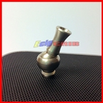 Stainless Steel Knucklehead Drip Tip