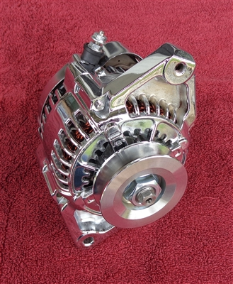 CHROME MINI ALTERNATOR