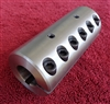 "1 1/8"" Heavy Duty Stainless Steel Coupler"