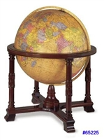 Diplomat 32 inch Lighted Globe