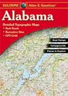Delorme Alabama Atlas