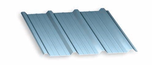 Galvanized Metal Roofing Sheet 26ga R Panel Profile