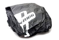 Black PVC Moped Outdoor Cover
