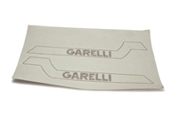 Garelli SSXL Gas Tank Decal Set