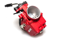 Red 28mm Dellorto VHST BS Carburetor