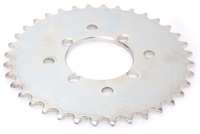 Derbi Moped 36 Tooth Rear Sprocket