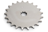 Derbi Piston Port Moped Front Sprocket - 21 Tooth