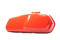 Red General 5 Star Moped Gas Tank