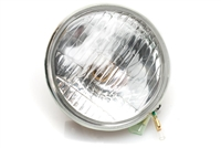 OEM Honda Hobbit Moped 6v 15w Sealed Beam Headlight Lens