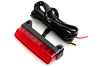 Universal Red LED Moped Tail Light Strip