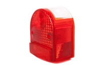 Rounded Tail Light Lens