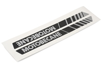 Motobecane Moped Silver/Blk Gas Tank Decals