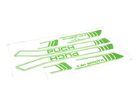 Puch Magnum GREEN Decal Set