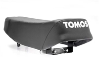 Tomos Moped Long Buddy Seat - Black